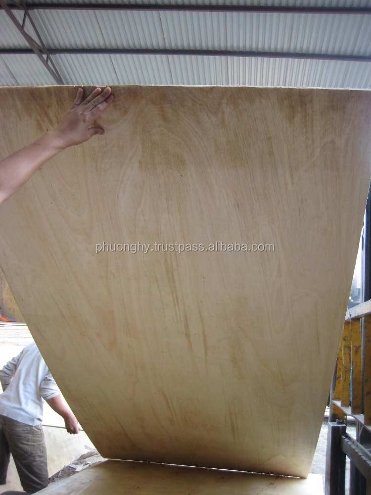 Vietnam plywood for packing grade, furniture grade, construction