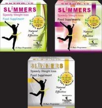 Slimmer's food supplement