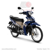 Yamahx SPARK 115i-3 Blue-Brown