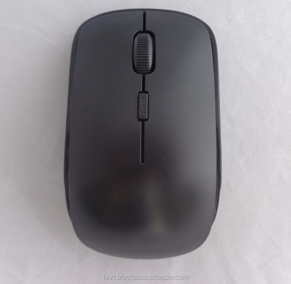 Slim and Most Inexpensive 2.4Ghz Optical Wireless Mouse with good quality