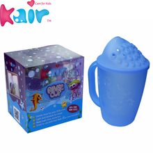 Hot sales!!!baby kids infant bath shower shampoo rinse cup