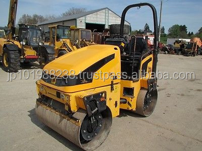 USED MACHINERIES - JCB VIBROMAX ROAD ROLLER (6297)