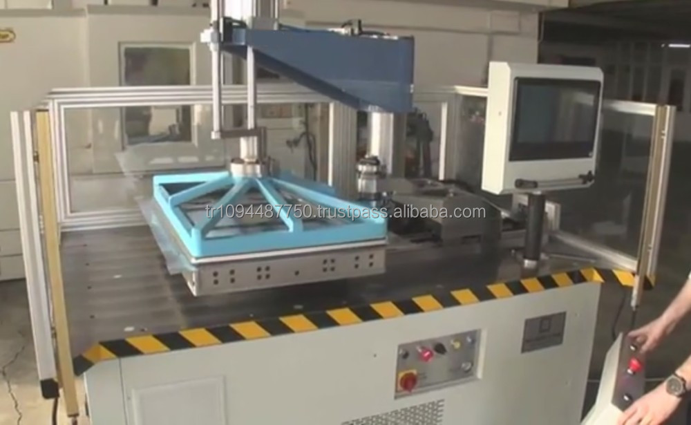 CNC Trimming & Bending for Gas Cooker (Beading) Machine