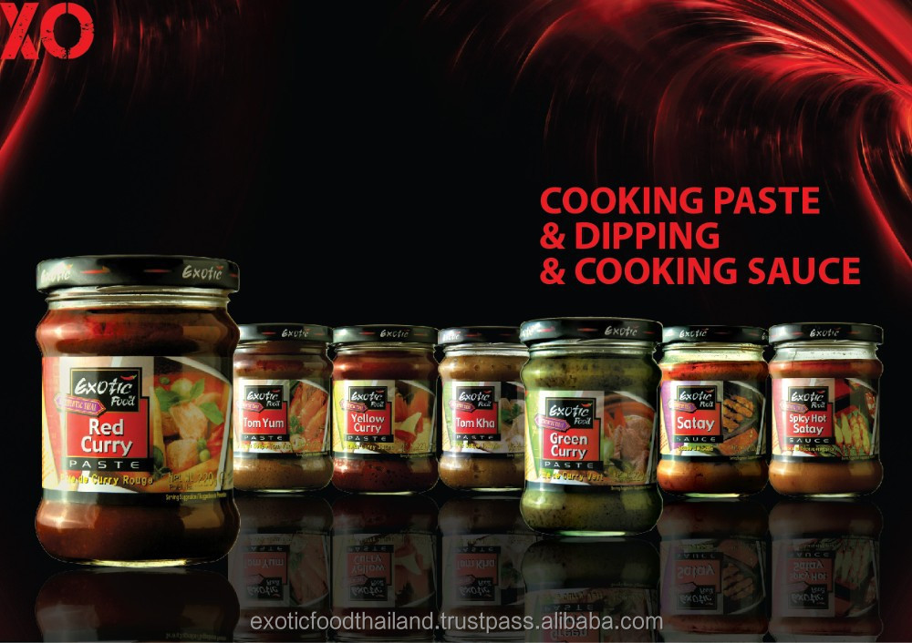 Cooking Paste by Exotic Food