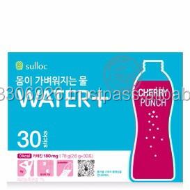 [KOREA COSMETIC] OSULLOC WATER+ Cherry Punch