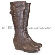 italian leather Leather Boots long boots Boots