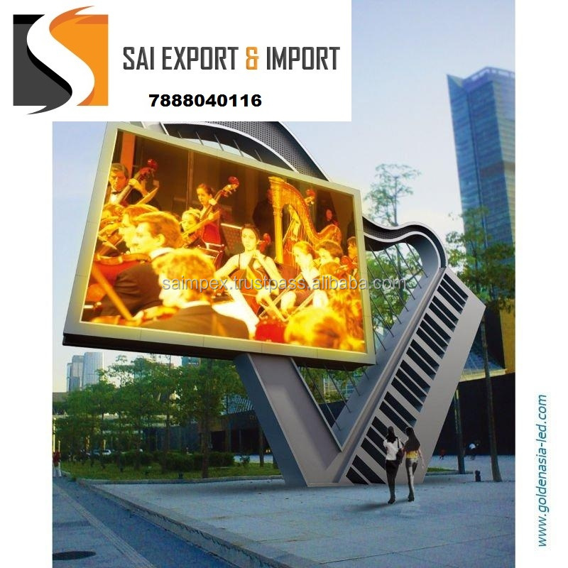 Outdoor LED Large TV Screen Display/Outdoor LED Big TV Display/LED Advertising Display Screen