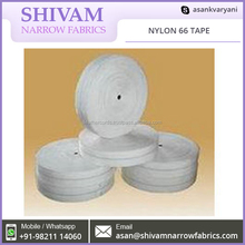 Best Quality Genuine Price Nylon 66 yarn Vulcanisation Tape Available at Affordable Price ala Nylon 66 Yarn fdy Nylon66 Fabric