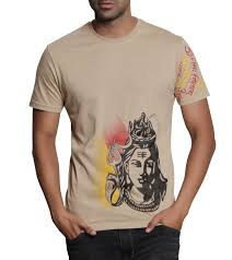 new designs indian hindu gods printed t-shirts 2016