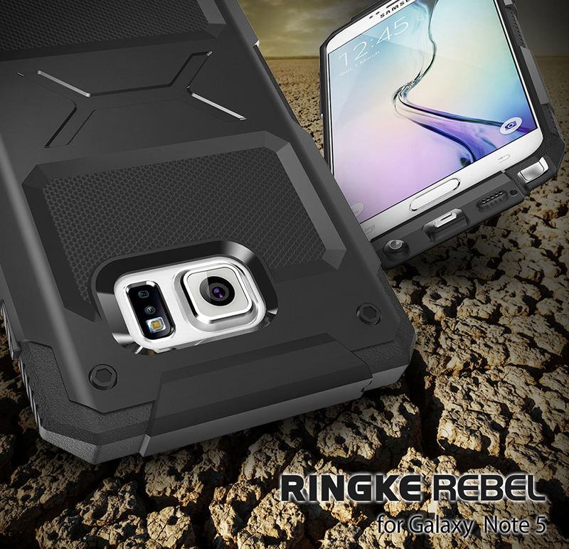 [Ringke] Ringke Smart Phone Case Rebel For Galaxy Note 5