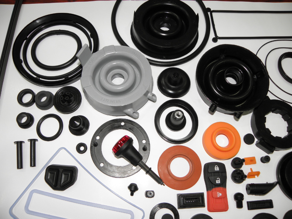 OEM Automotive Rubber Parts For Toyota, Honda, Hyundai, Mazda, BMW, Ford, Volkswagen Vehicles