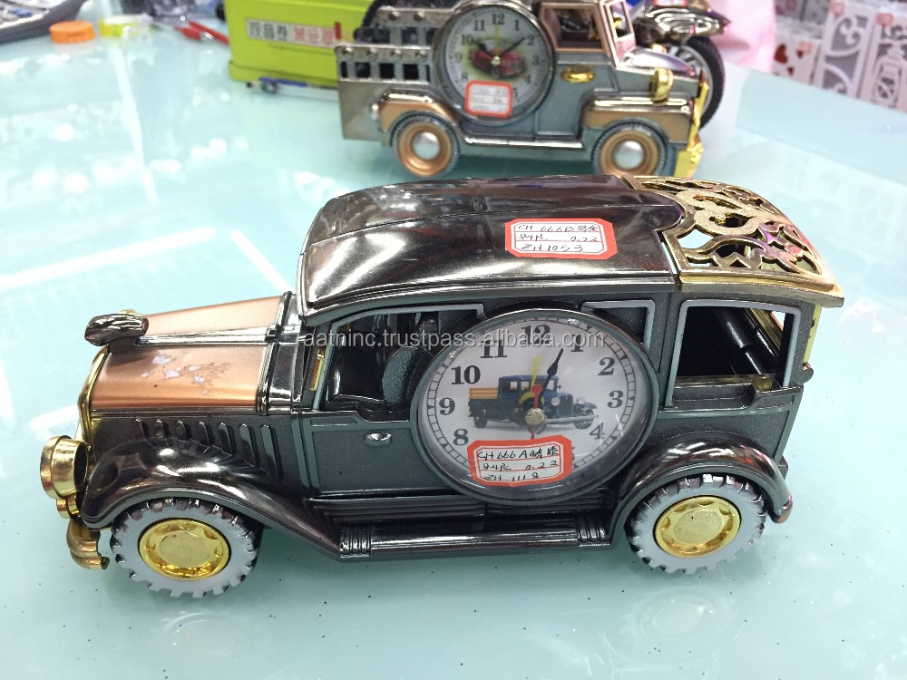 Classical car modle alarm clock
