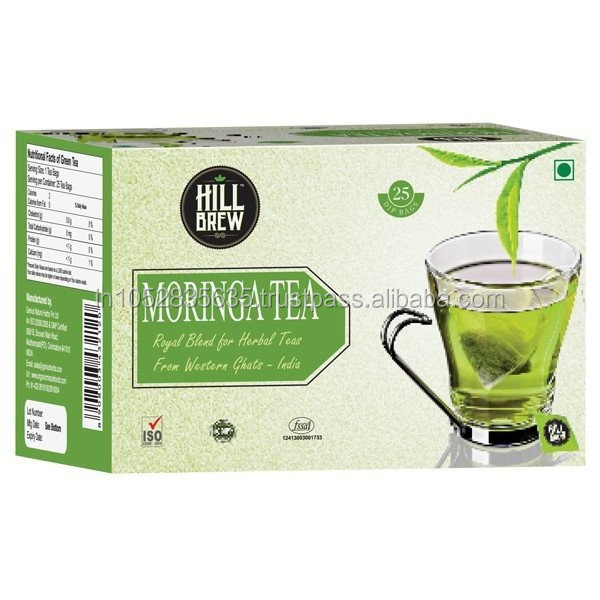 Best Quality Moringa Herbal Tea Manufacturers