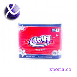 JOLLY Facial Tissue 630gr | Indonesia Origin | Cheap popular tissue paper for home use