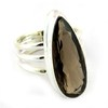 Best Deal Today Finger Ring !! Smoky Quartz 925 Sterling Silver Jewelry, Silver Jewelry India, Silver Jewelry Wholesaler