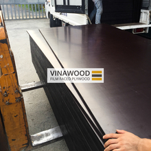 Vietnam Film Faced Plywood, Brown Film (Vietnam Manufacturer)