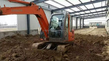 Japanese used hitachi zx60 excavator for sale,cheap price