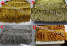 bullion wire fringes, trimming, lace