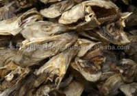 Good Quality Dry Stock Fish Head and Cod