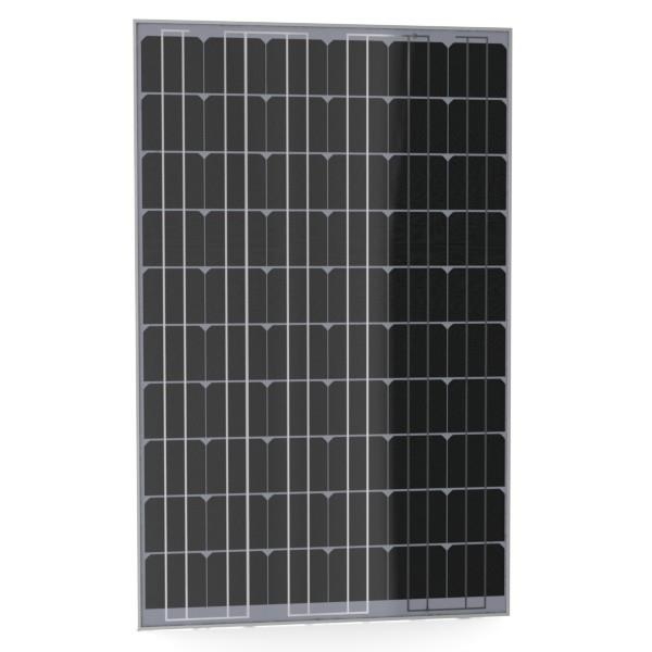 Monocrystal Solar Panel-SS-200WP