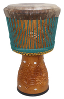 Elite Pro Master Series Djembe Jack Fruit hand drum percussion music instrument