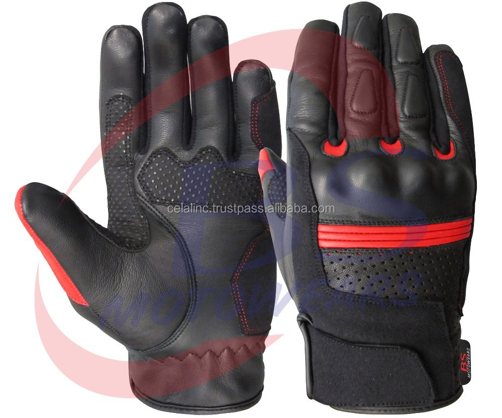 Motorbike Gloves With High Quality & Well Design