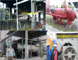 USED INDUSTRIAL MACHINES / MESIN BEKAS INDUSTRI
