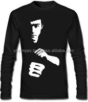 Bruce Lee T-shirt o-neck