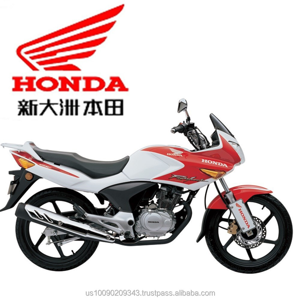 Honda 150cc motorcycle SDH(B2)150-15A with Honda patented electromagnetic locking system