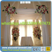 RK factory price directly exhibition booth design pipe and drape kits
