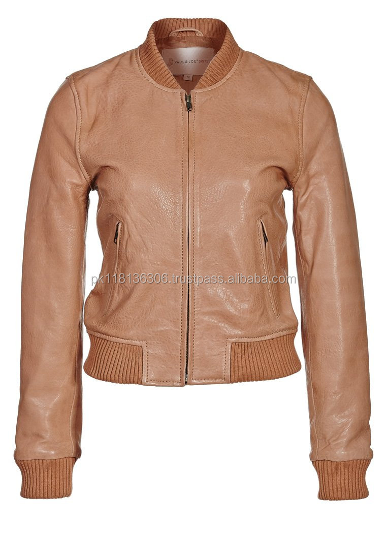 cool style fashion leather jacket high fashion pu leather jackets for women 2014 ladies apparel