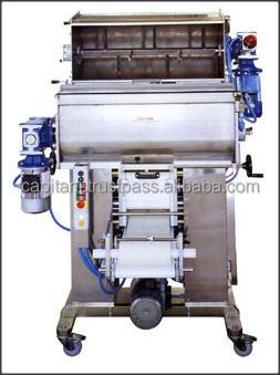 Double Bowl Automatic Pasta Sheet Machine