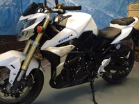 SUZUKI Power Bike Motorcycles 750GSXF