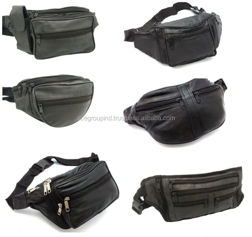 waist pouch leather jewelry pouch leather coin
