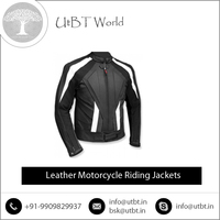 CE Certified Long-Lasting Motorcycle Leather Armour Jacket at Factory Price