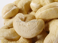 Cashew Nuts(Raw)Roasted & Salted Cashews (50% Less Salt) W320