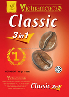 Original 3 in 1 Instant Coffee Mix - VIETNAMCACAO