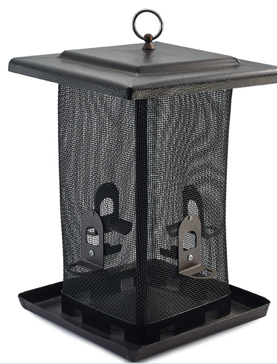 Automatic bird feeder