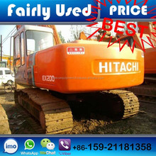 Used Hitachi EX200 Excavator Japan Made