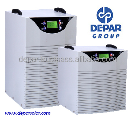 Solar Hybrid Inverter PCU UPS 15KVA Solar home backup device for blackout and solar feed in 15kVA
