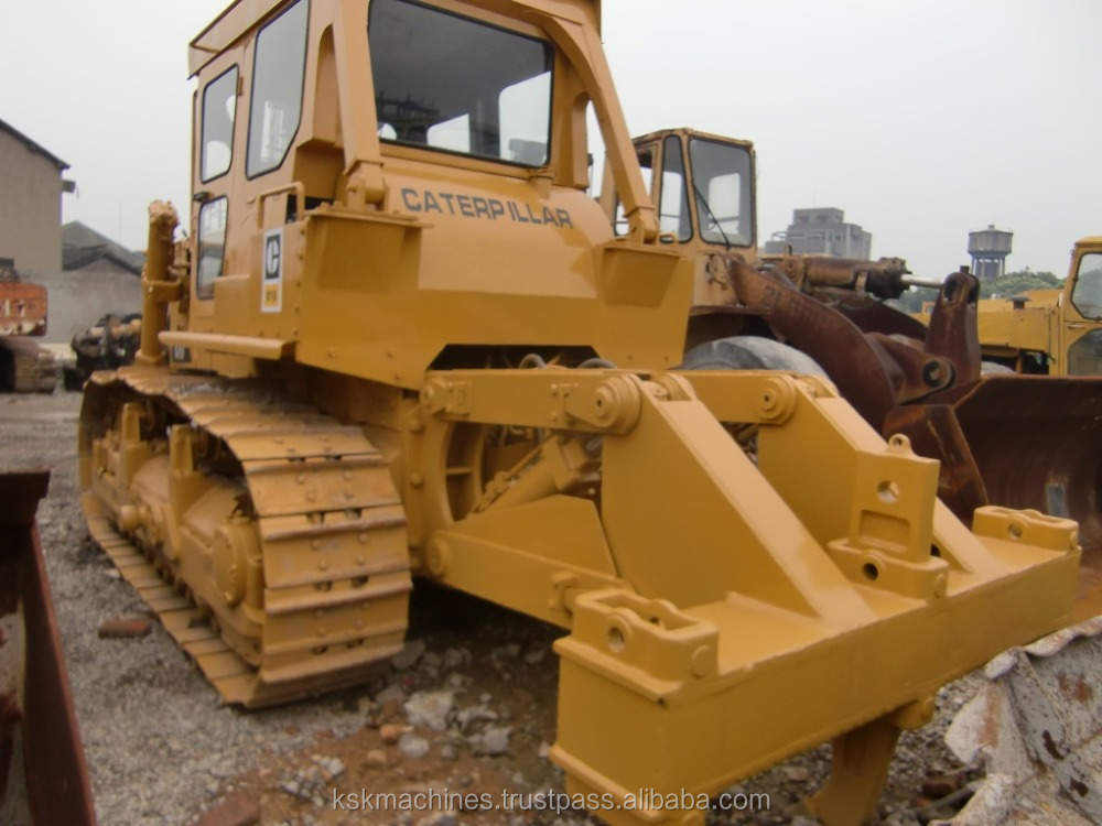 Cat D7G Used Bulldozer for sale in China | Cat d7g tractor dozer