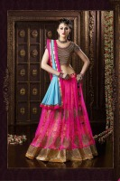 Gujarati Indian Girls Lehenga Dress Online Supplier/Branded Fine Fabric Dresses Manufacturer in Surat