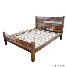 Reclaimed Teak Furniture Bed & Headboards