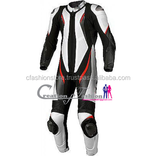 CFLMSM-1059 two piece red black gun metal evo div S1000 Rr Heavy Bike custom suit
