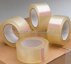 Resistant To Tear Carton Tape And Carton Sealing Tape