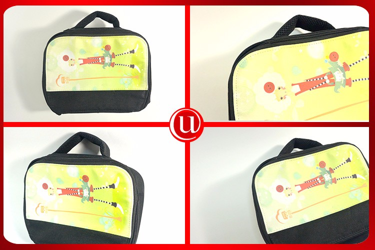 Latest Fashion Custom Sublimation Thermal Lunch Box Bag