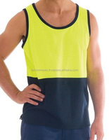 Nylon and Spandex Fiber Seamless Breath Belly Control Breat Gym Tank Top
