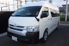 Brand New 2016 Toyota Hiace Commuter GL 14 Seater From Japanese Exporter