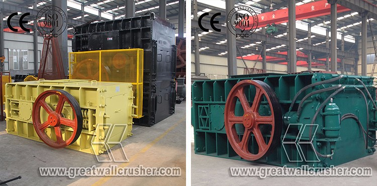 Top Supplier Smooth & Toothed Roll Crusher, Double/Three/Four Roller Crusher for Sale