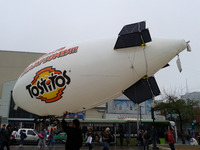RC outdoor Blimp